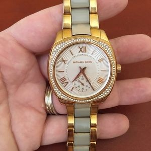 Great condition Michael Kors Rose Gold Watch